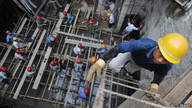 Chinese Construction Boom China 39 s Construction Boom May