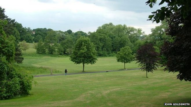 Holywells Park Ipswich Holywells Park Opened to The