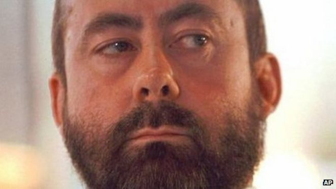 Archive photo of Wouter Basson in 1998 - _71823156_55598235