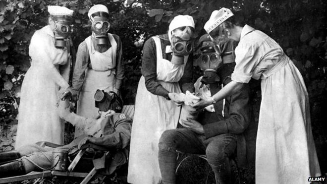 Worlds War One Nurses And Volunteers on Both