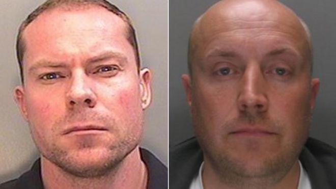 Anthony Short and Ian Stanton - _74111739_short_stanton_464
