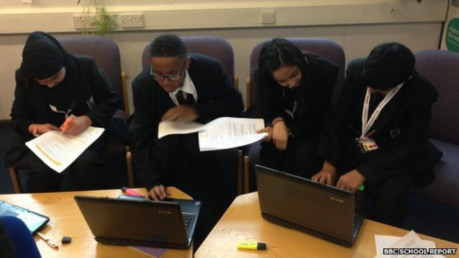 Report writing at school level