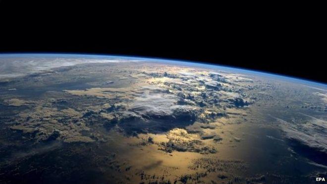 Astronaut photos of earth