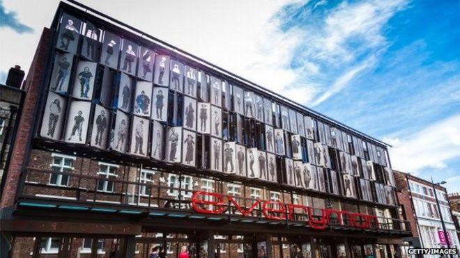 Everyman Theatre Liverpool History Liverpool 39 s Everyman Theatre