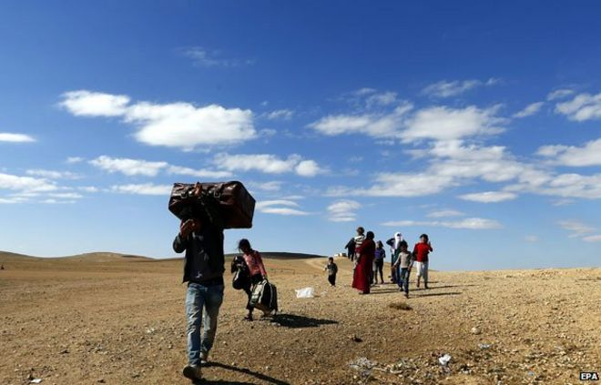 _78746696_5_refugees_turkey_epa_624 - Syria: The story of the conflict - Asia | Middle East