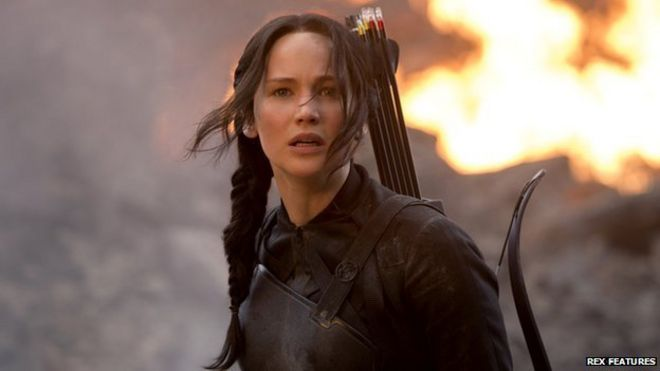 Hunger Games Show Hunger Games Mockingjay