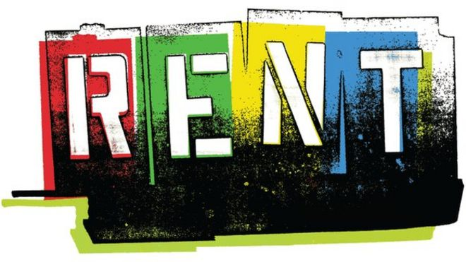 Image result for Rent Broadway
