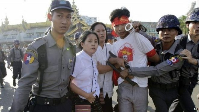 Myanmar: News, Photos, Latest News Headlines about Myanmar - The ...