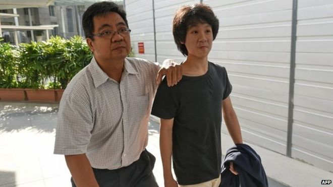 Amos Yee: Singapore charges teen over anti-Lee Kuan Yew rant - BBC.