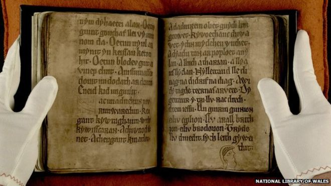 Black Book of Carmarthen