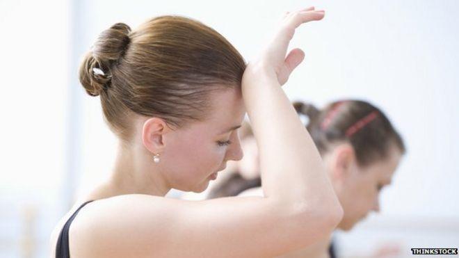 Ballet dancer
