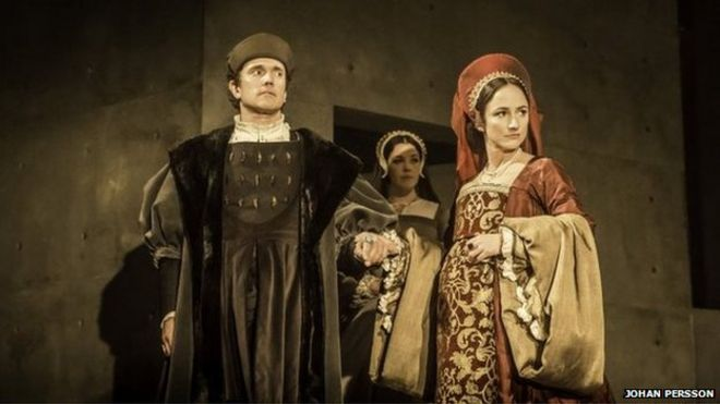 Wolf Hall theatre production