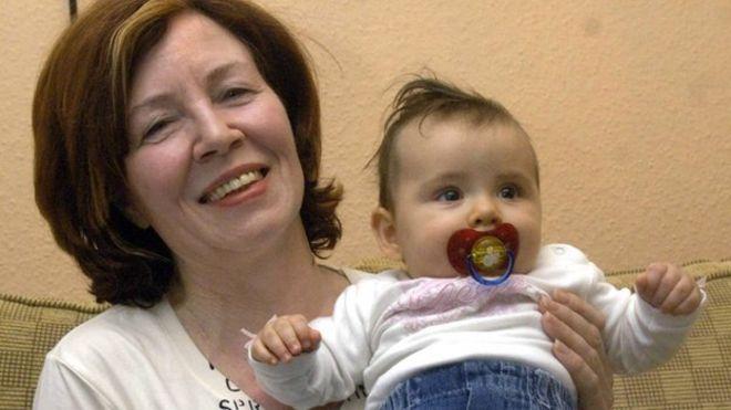 82278740 hi026715348 - Health:  German Woman , 65, has Quadruplets