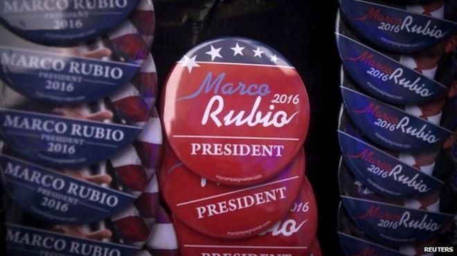 Rubio badges