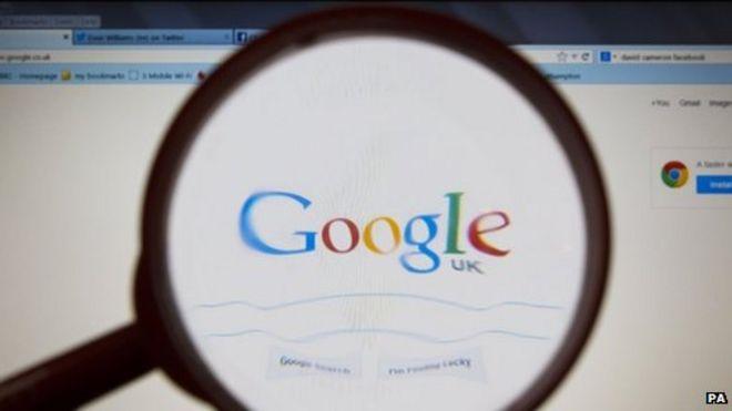 """欧盟指控谷歌""""垄断""""市场"""