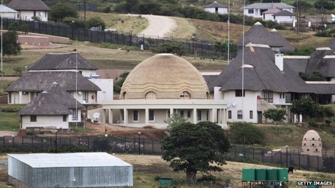 Zuma 'will not have to repay' money spent on residence