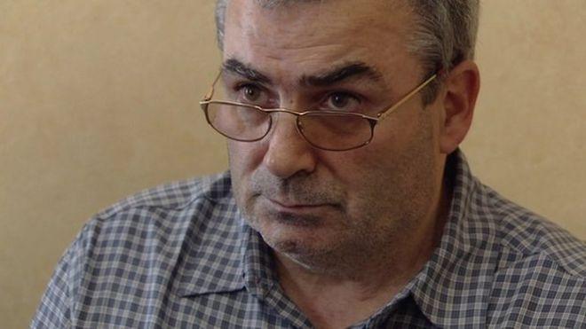 Freddie Scappaticci in 2003