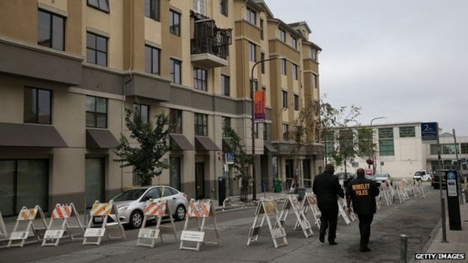 Irish among six dead in California balcony collapse