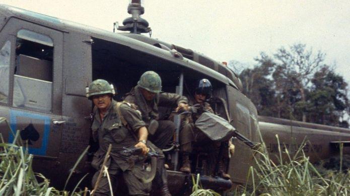 Quân đội Hoa Kỳ tại Nam Việt Nam - hình tư liệu