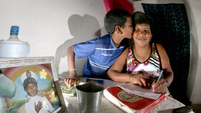Sandra e Damião
