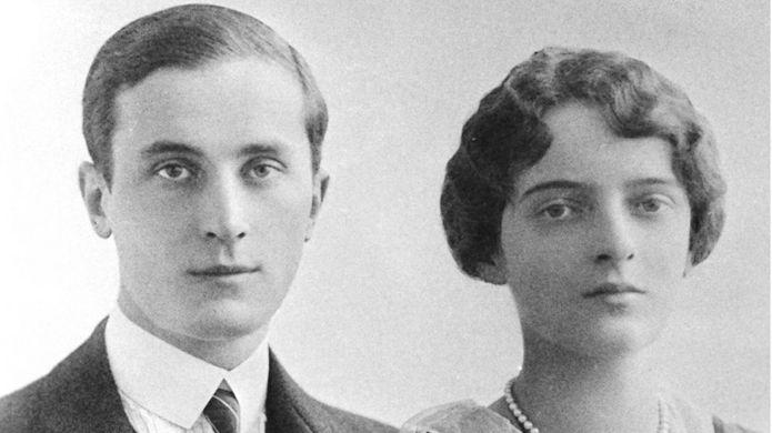 Феликс и Ирина Юсуповы (октябрь 1910 года)