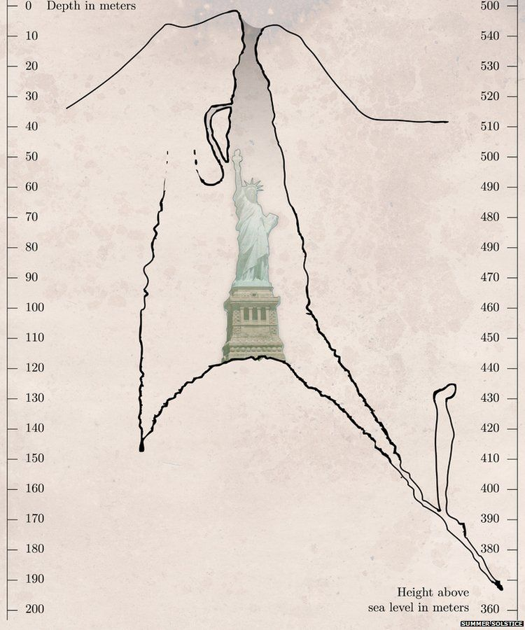 volcano graphic