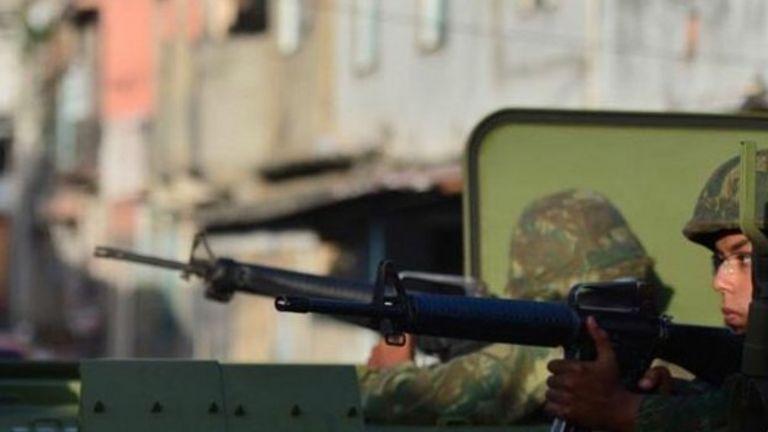 Soldados - AFP
