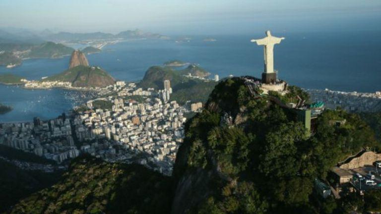 Rio-AFP