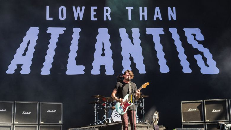 Lower than Atlantis at Reading 2016