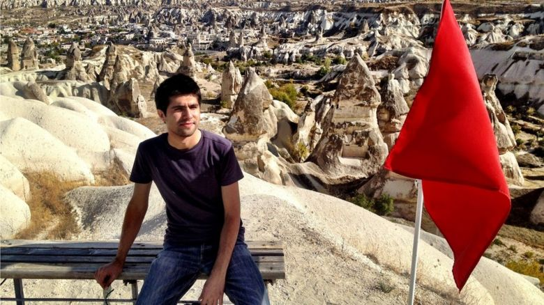 Burak in Cappadocia
