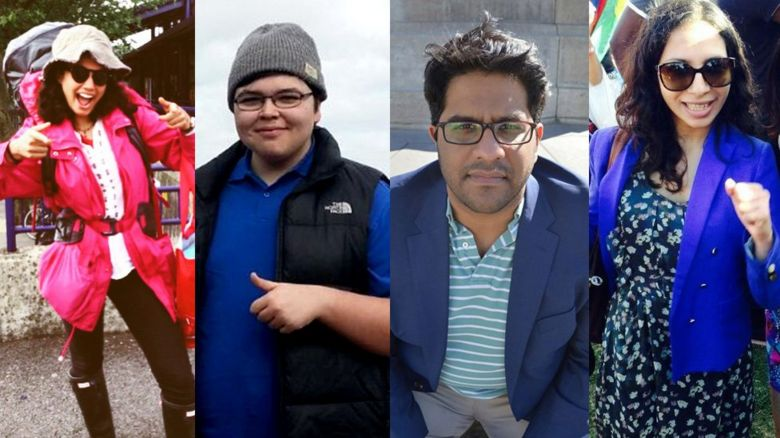 Four young Muslims talk to Newsbeat
