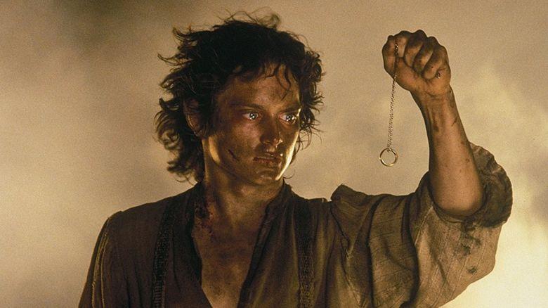 Elijah Wood as Frodo