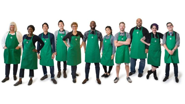Starbucks dress code