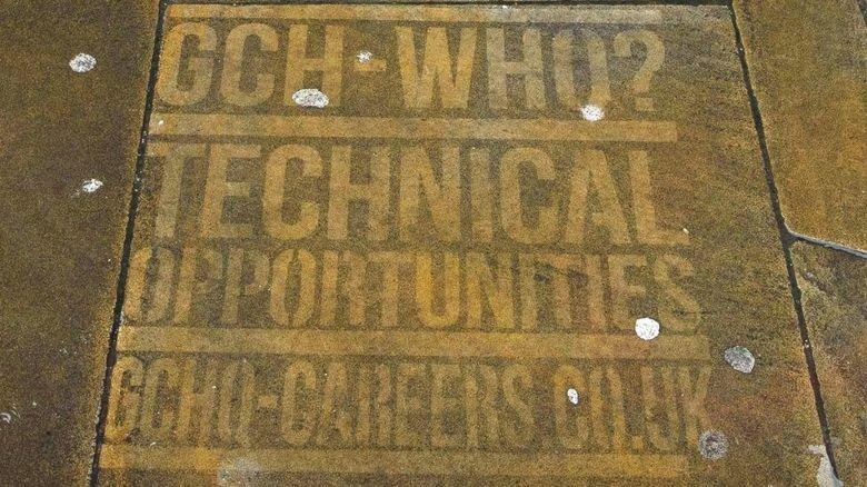 GCHQ advert