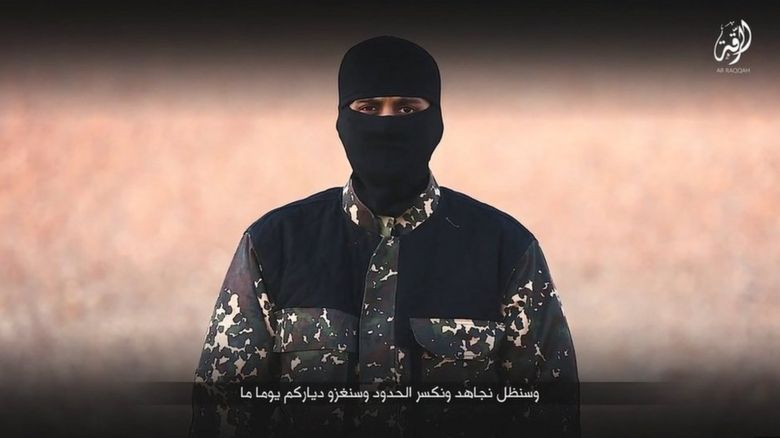 Image of Islamic State