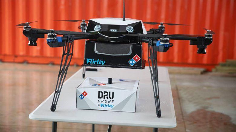 Domino's drone