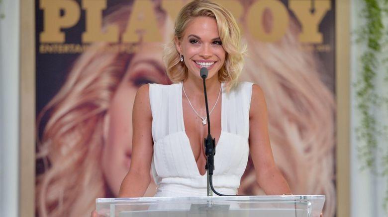 Playboy model Dani Mathers