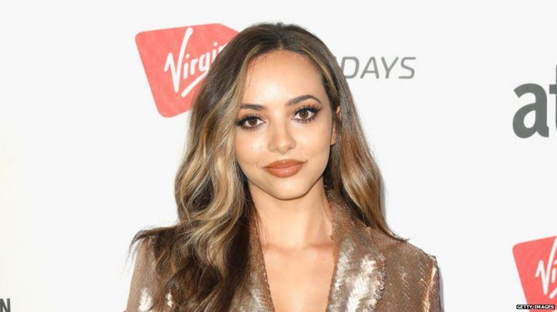 Jade on the red carpet