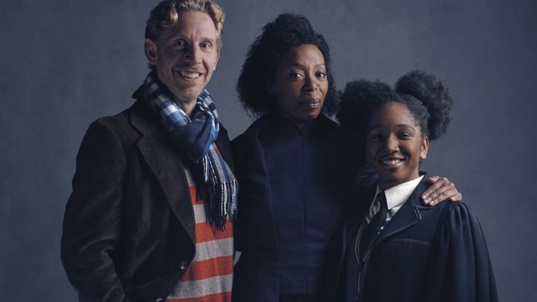 Paul Thornley, Noma Dumezweni and Cherrelle Skeete