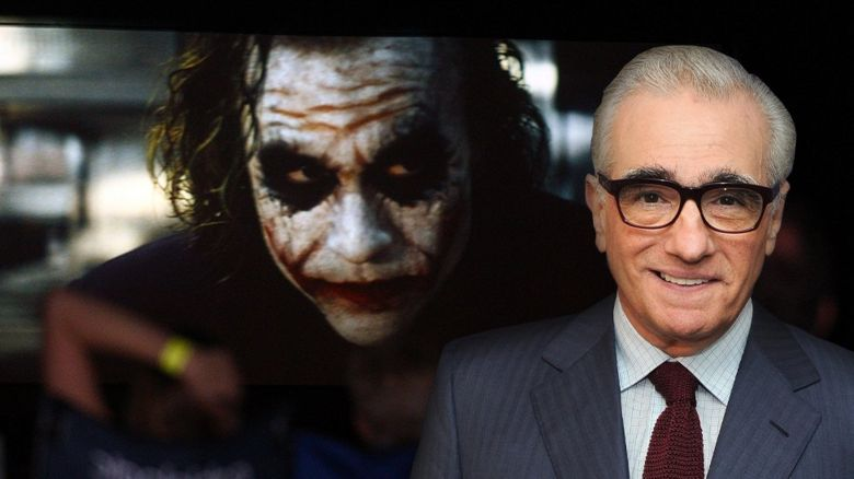 Martin Scorsese, Heath Ledger