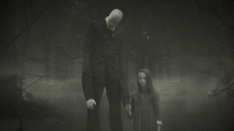 The Slender Man character