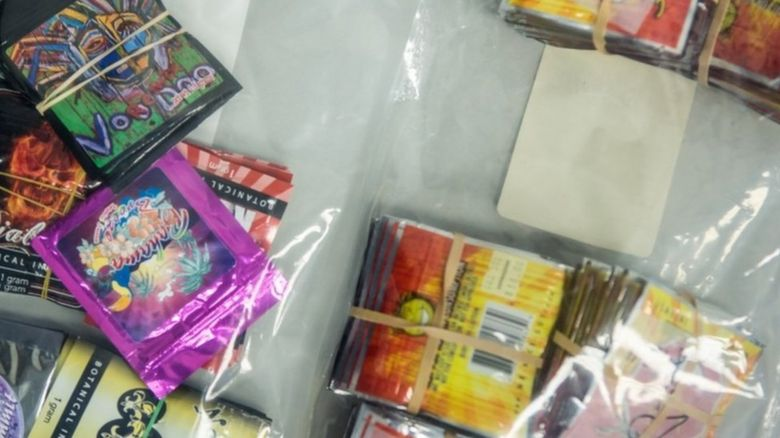 Some legal highs look like this