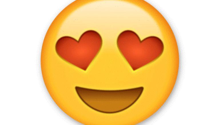 emoji in love