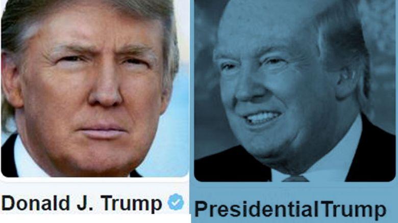 Real Trump versus %22mature%22 Trump