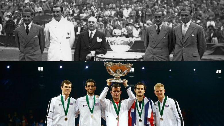 1936 v 2015: Britain wins the Davis Cup