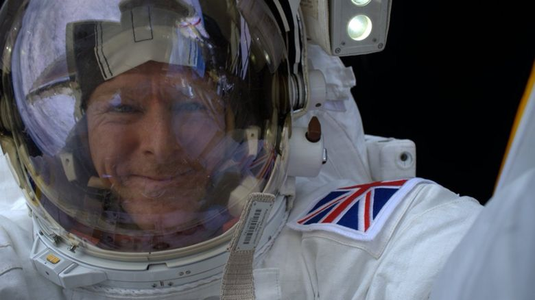Astronaut Tim Peake has spent the last six months in space