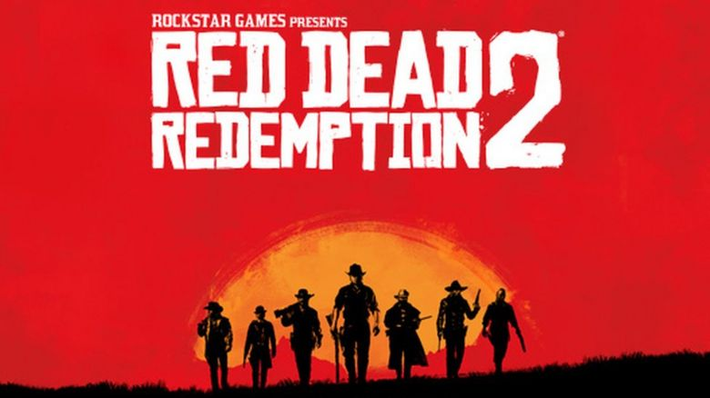 The Red Dead Redemption poster