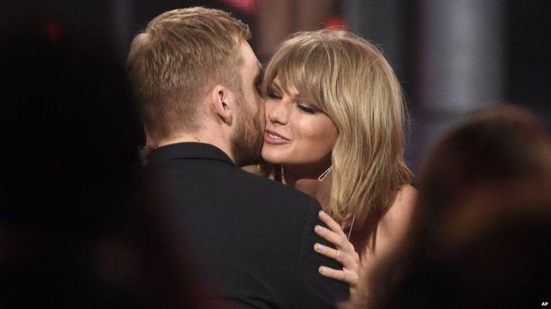 Calvin and Taylor