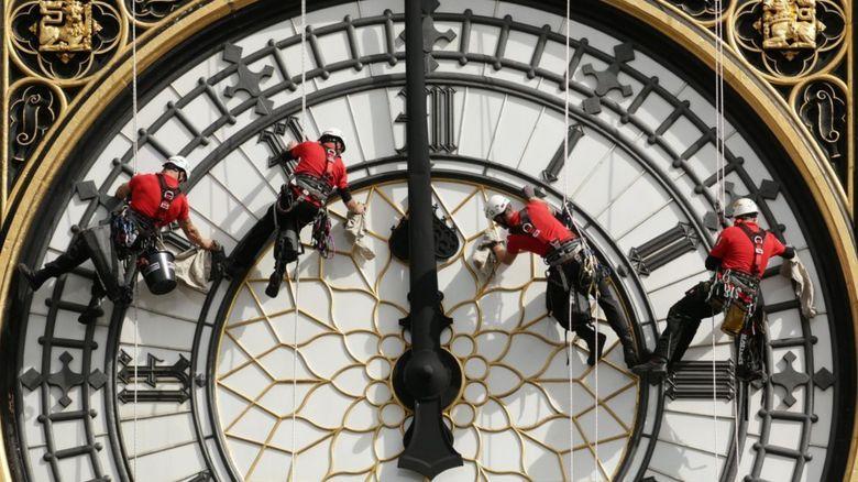 A bog clock