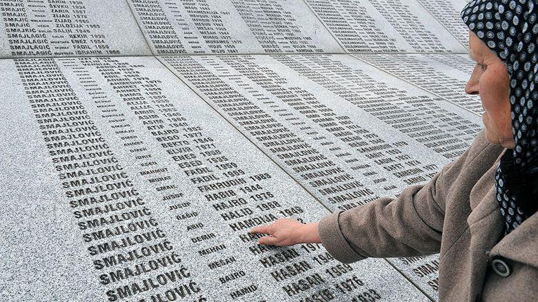Bosnia memorial